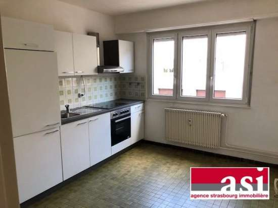 Location spacieux 3 pièces - Strasbourg